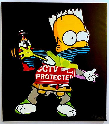 """Bustart - """"Bart Icon"""""""