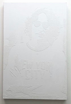 """Working Class Hero - Lennon NYC"""