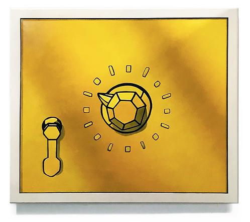 """E.Lee  - """"Gold Safe"""""""