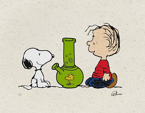 """Brian Hoffman - """"Good Kief, Charlie Brown""""  1 A/P"""
