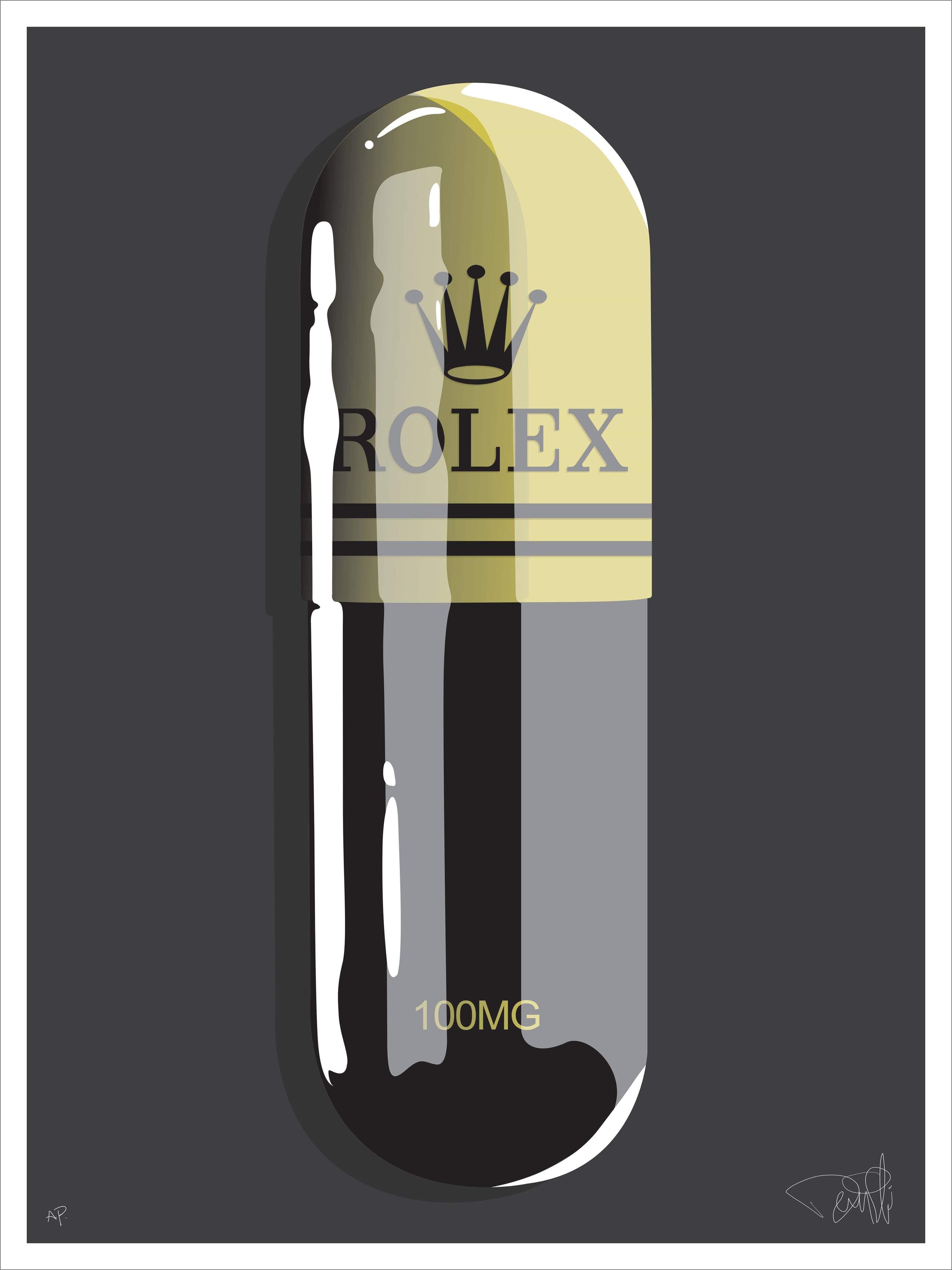 Rolex print