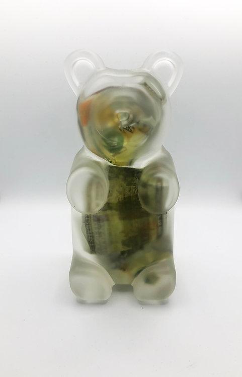"""Sahara Novotna - """"$100 CASH Gummy Bear"""""""