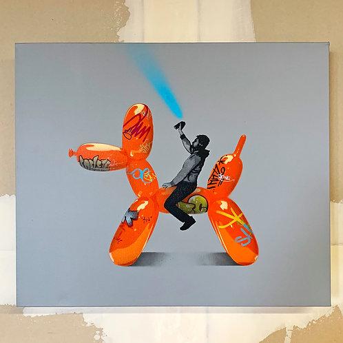 """Kunstrasen - """"Art Rodeo"""""""