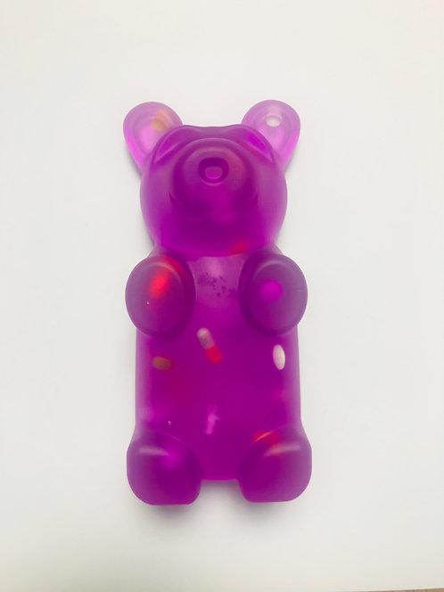 "Sahara Novotna ""Purple Pill Gummy Bear"""