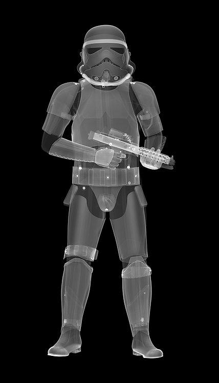 """Nick Veasey - """"StormTrooper"""""""