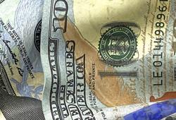 """""""Walkin Around Money"""" Close up"""