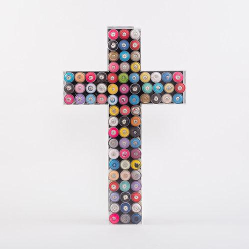 """Ben Allen - """"Graffiti Cross"""""""
