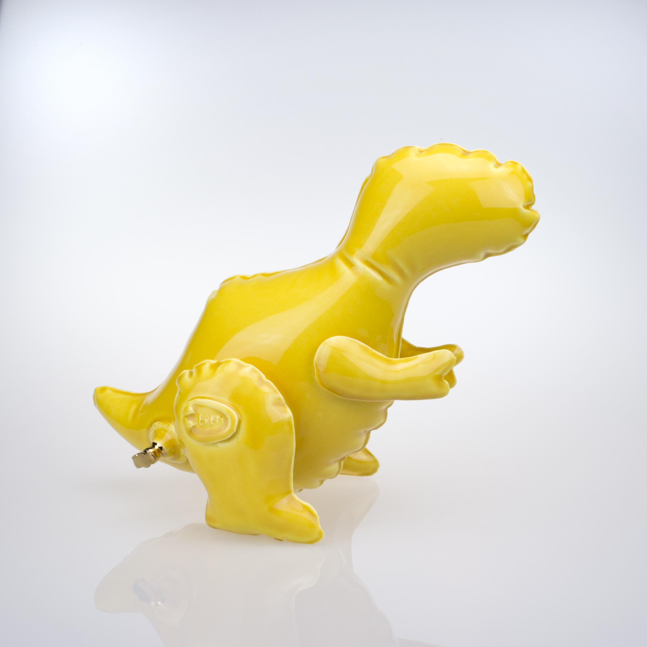 """Small Inflatable Tyrannosaurus Rex (Y)"""