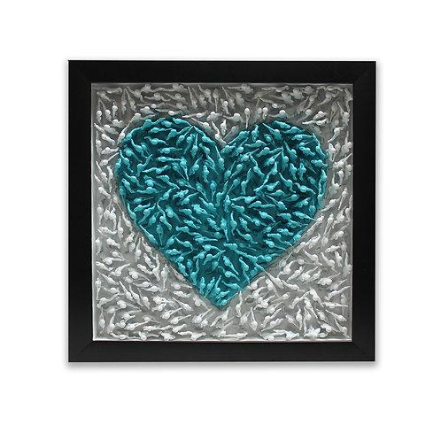 """Abby Elizabeth  - """"Ocean Heart"""""""