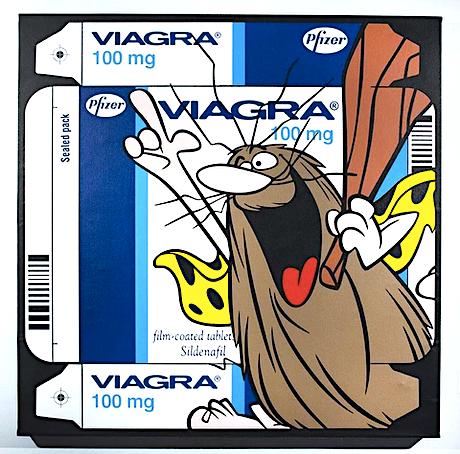 """Ben Frost - """"Capt'n Caveman Viagra"""""""