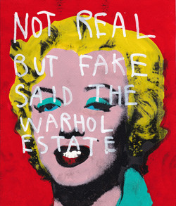 """""""The Warhol Estate Don't Know Shit"""""""