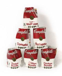 """""""Campbells Label Pyramid"""""""