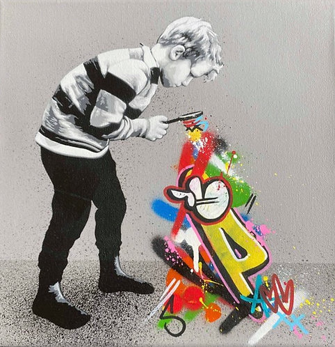"""Martin Whatson """"The Researcher"""""""