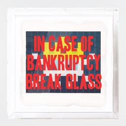 """""""In Case of Bankruptcy - Invader Y"""""""