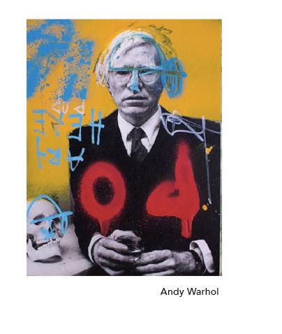 "Revolue - ""Warhol"" Coolectible series"