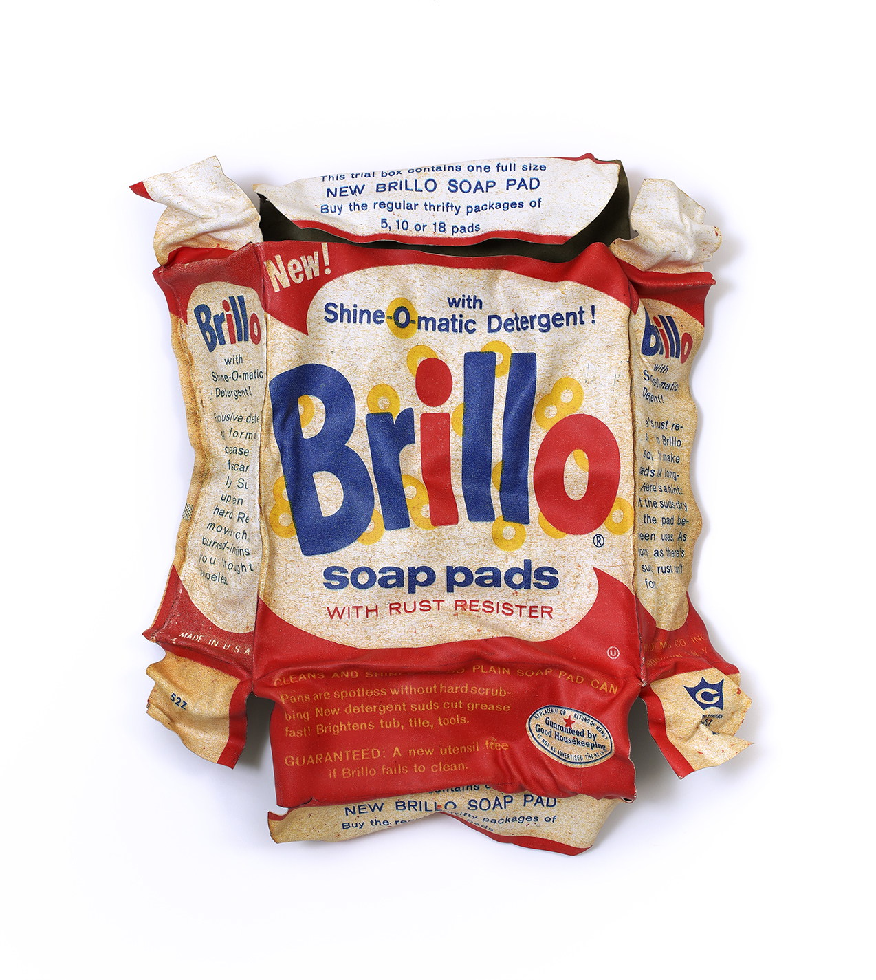 """Brillo Box"""