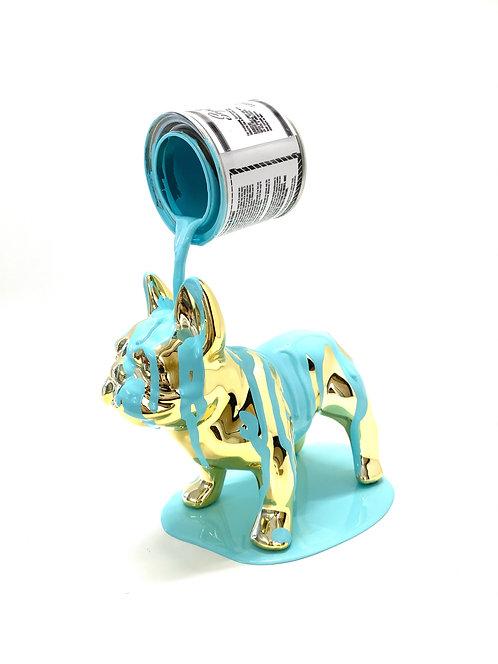 "Joe Suzuki - ""Happy Accident - French Bulldog"""