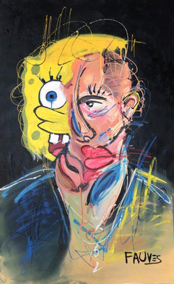 """""""Homage to Francis Bacon"""""""