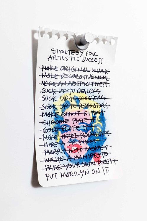 """Miles Jaffe - """"Put Marilyn On It"""""""