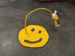 """Happy Accident - Happy Face Yellow"""