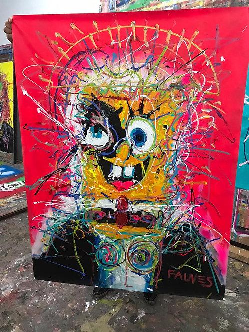 "John Paul Fauves - ""Bob the Mona"""
