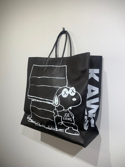 "Joe Suzuki - ""Uniqlo Kaws bag"""