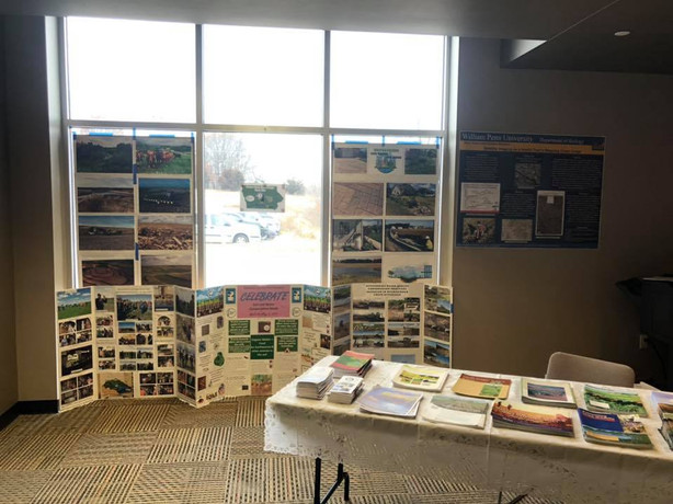 Watershed event hosted by Mahaska SWCD.