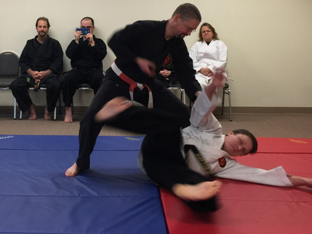 Why do we have and practice martial arts? What are they good for?
