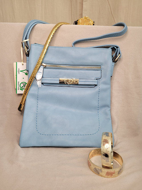 Isabelle Handbag Blue