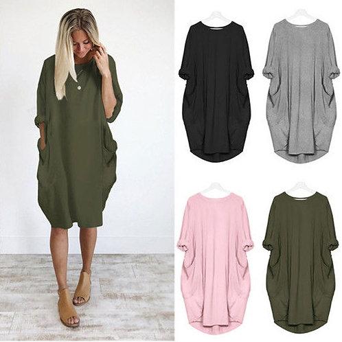 Loose Casual Dress