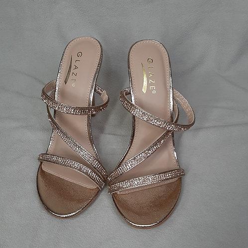 Diamond High Heel Shoes