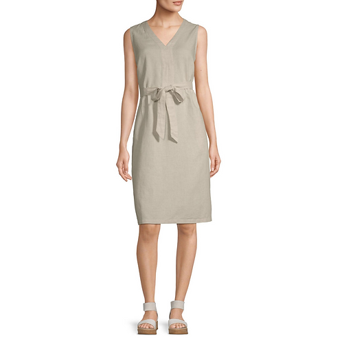 Liz Claiborne - Sleeveless A-Line Dress