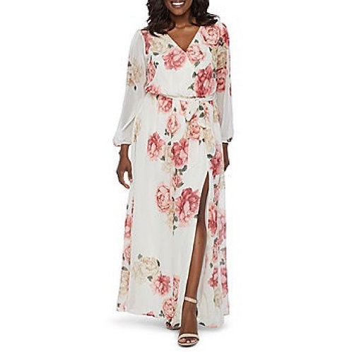 Premier Amour - Floral Dress