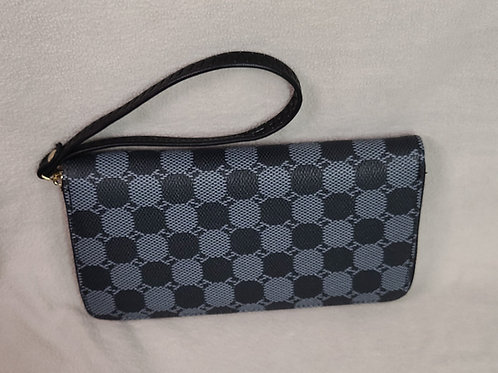 British Style Wallet Black