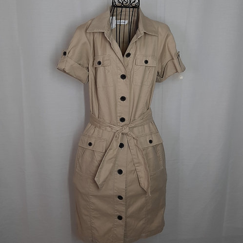 Calvin Klein - Safari Dress