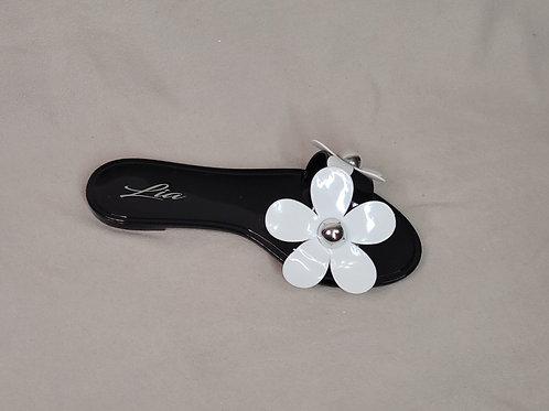 Summer Fashion Flower Flip Flops