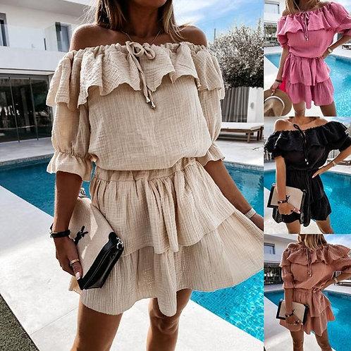 Daydreaming Short Dress