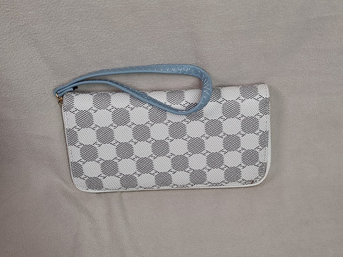 British Style Wallet Blue