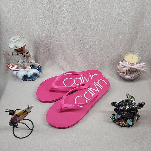 Calvin Klein Salma Flip Flops