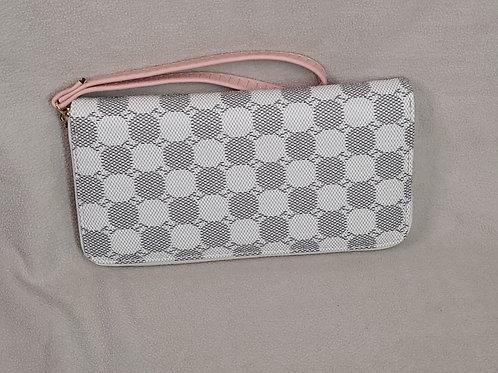British Style Wallet Pink
