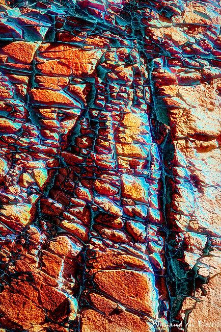 Rock art - fine art prints on the Art Print Media of your choice