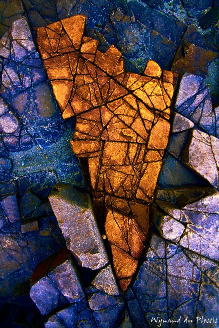 Luxury Fine Art Prints - ROCK GEMS-2