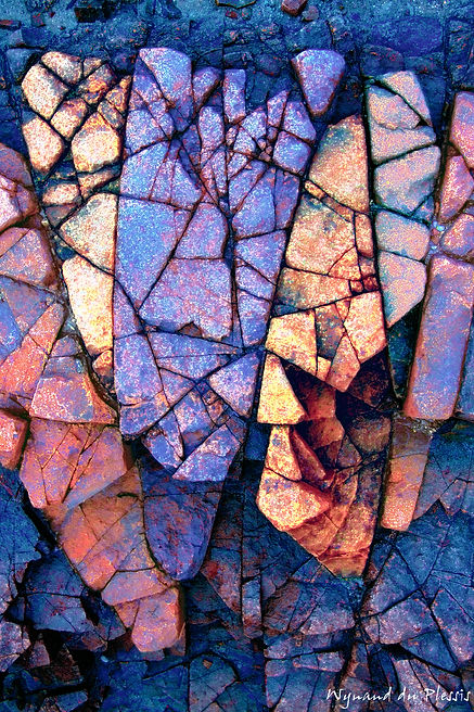 Luxury Fine Art Prints - ROCK PUZZLE-1