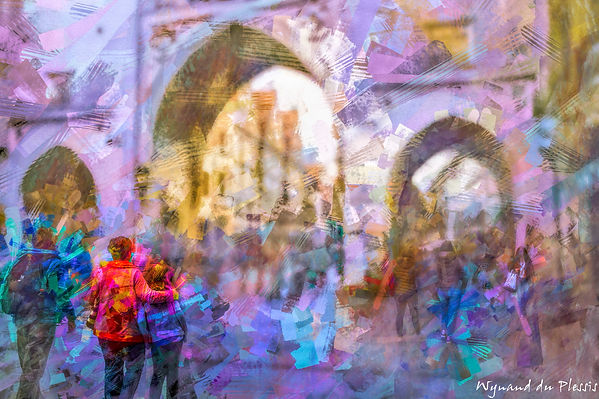 Luxury Fine Art Prints - SHOPPING FRENZY
