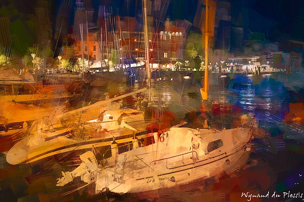 Luxury Fine Art Prints - LAKE GARDA WATERFRONT