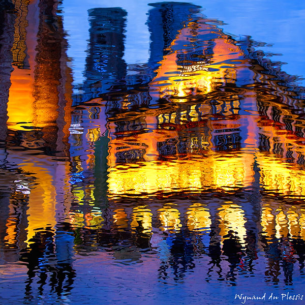 Luxury Fine Art Prints - CITY LIGHTS