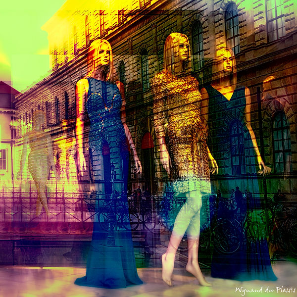 Luxury Fine Art Prints - DOUBLE VISION