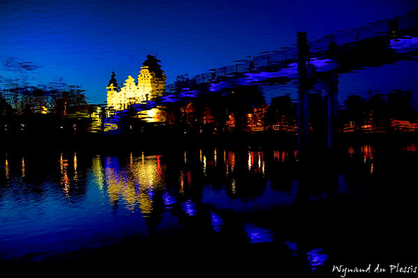 Luxury Fine Art Prints - BLUE DUSK
