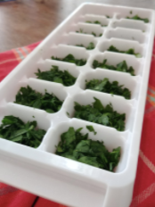 KITCHEN HACK - FRESH HERBS