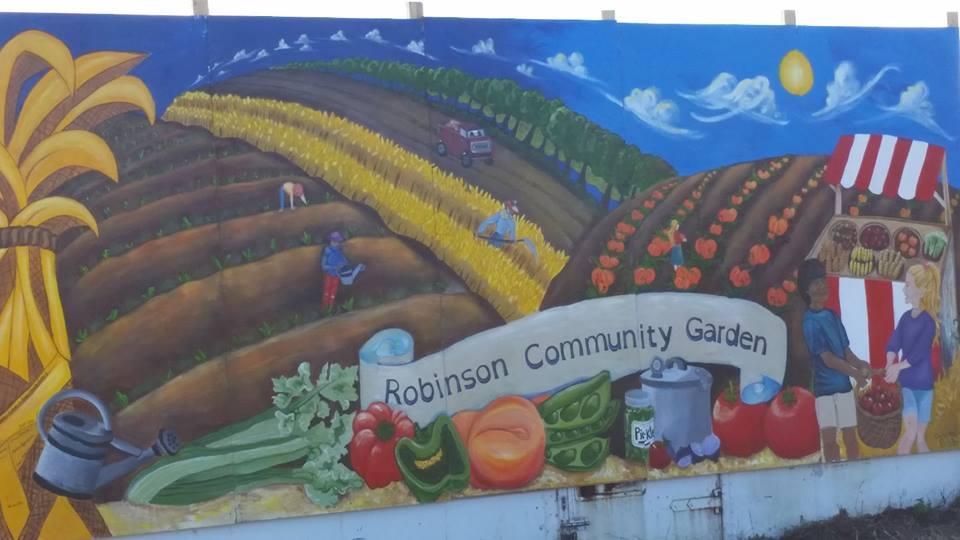 Robinson Community Garden image 1